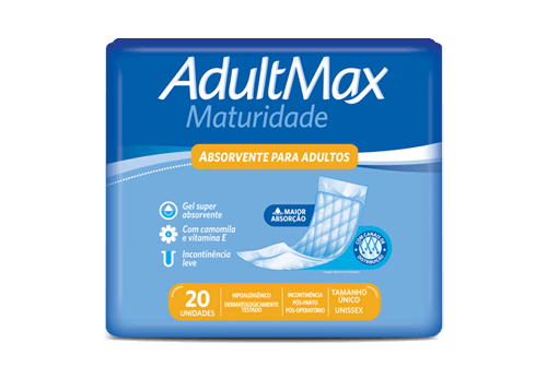 Absorvente Adultmax